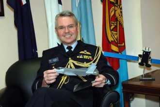 Air Vice-Marshal Kym Osley, AM, CSC