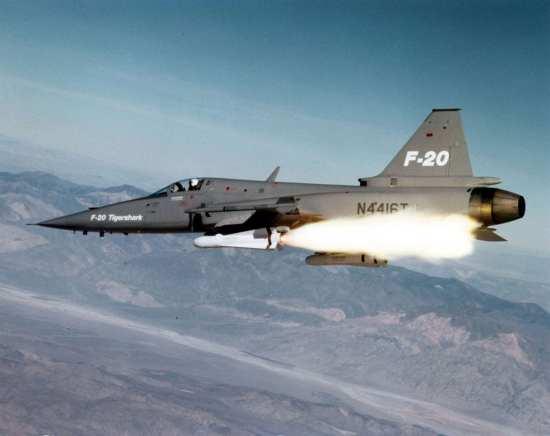F-20 Tigershark