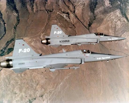 F-20 Tigersharks
