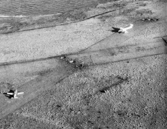 pebble island overhead