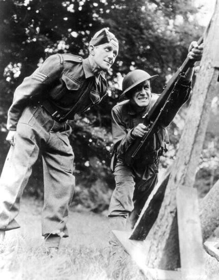 commando and ranger