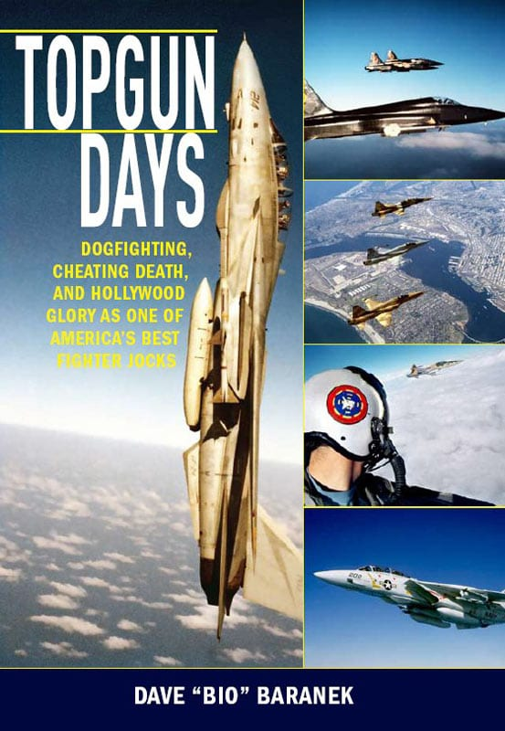 Topgun Days; Dogfighting, Cheating Death, and Hollywood Glory as One of America's Best Fighter Jocks