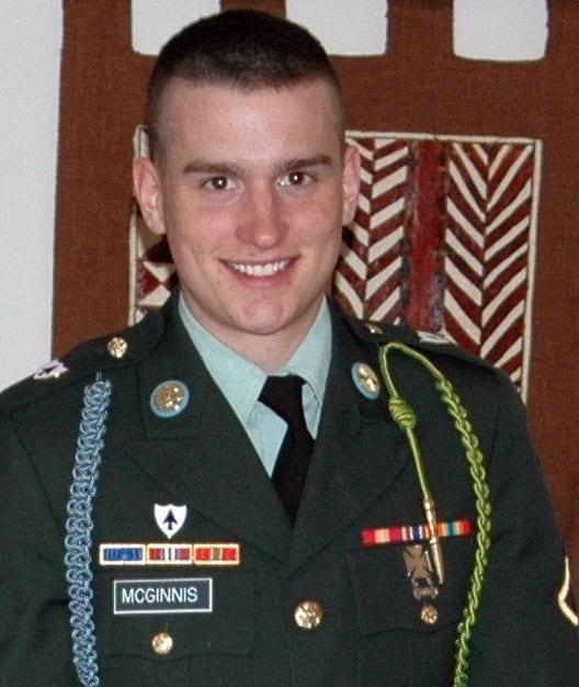 Specialist Ross Andrew McGinnis. Courtesy photo via U.S. Army.