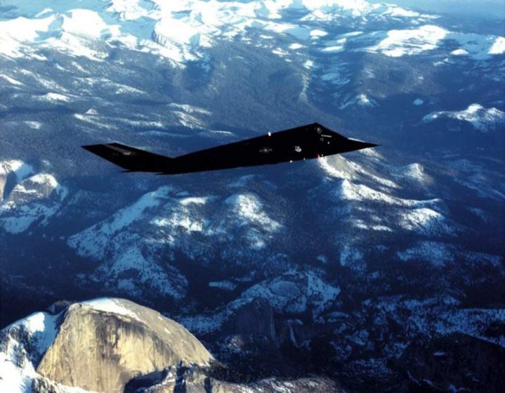 F 117 Nighthawk At Night The Rescue of Vega 31 ...