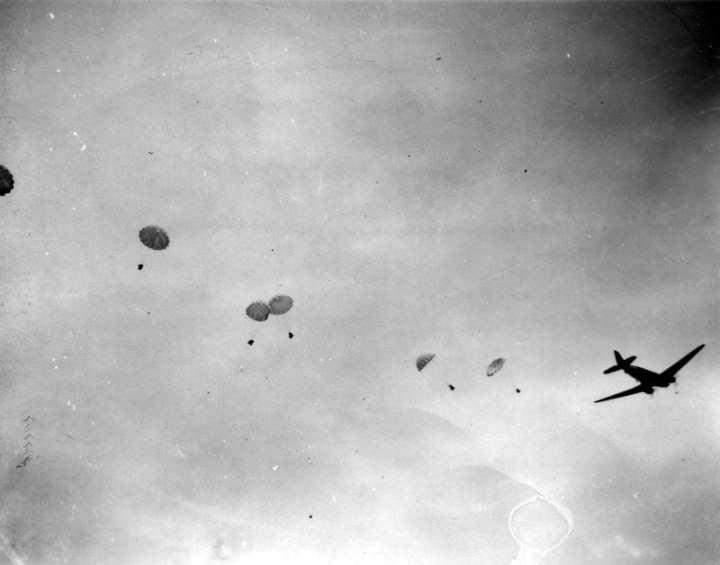Operation Thursday C-47