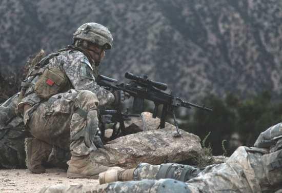 U.S. Army UCP