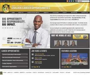 ACC hiring website