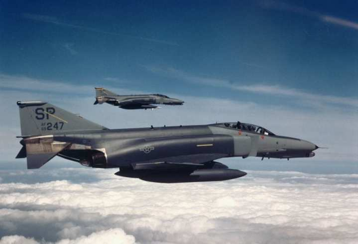 F-4G Advanced Wild Weasels