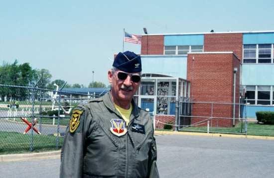 """Col. James F. """"Jim"""" Brown"""