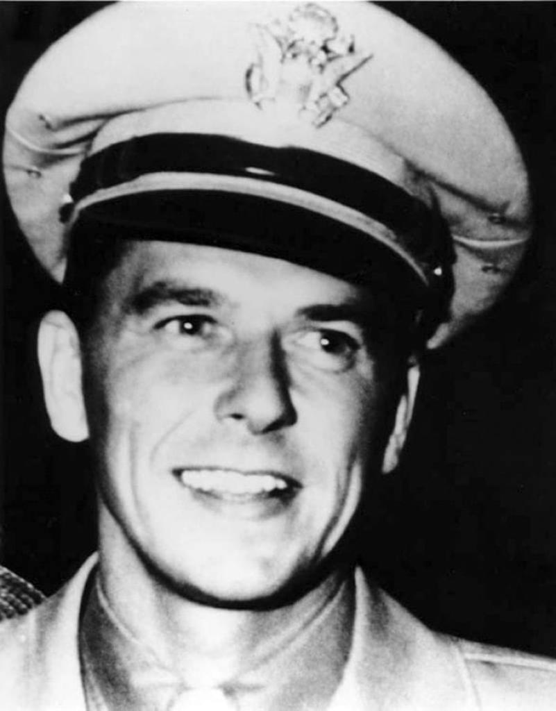 Ronald Reagan World War II