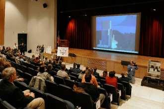 FalconSAT launch gathering