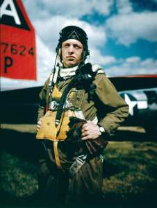 Lt. Col. Marvin D. Lord Berlin mission KIA