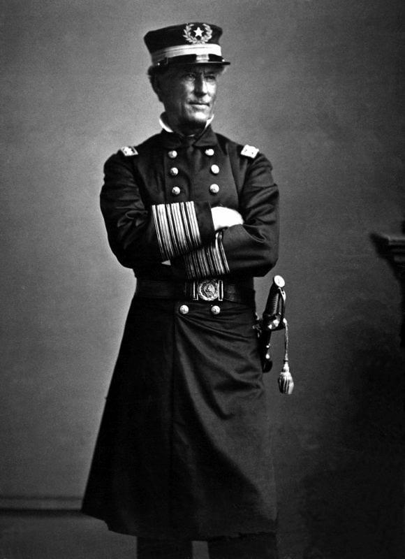 David Farragut | The American Civil War @ 150