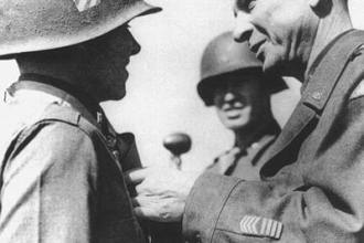 Audie Murphy Medal of Honor Ceremony