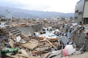 Debris, Ofunato