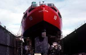 Polar Star in drydock lr