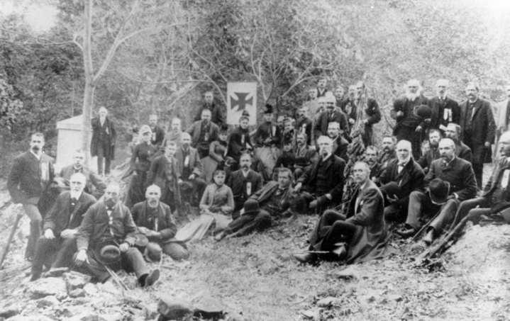 20th Maine Volunteer Regiment Gettysburg Reunion