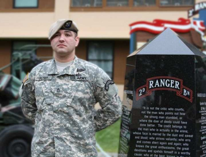 Staff Sgt. Leroy Petry