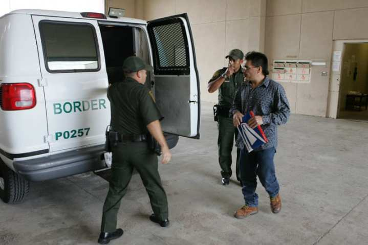 CBP returns illegal immigrant