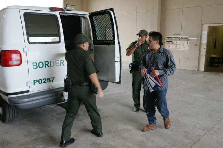 CBP returns illegal immigrant
