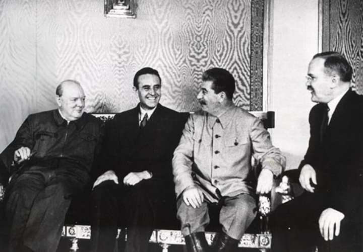 Churchills Deal With The Devil The Anglo Soviet Agreement Of 1941