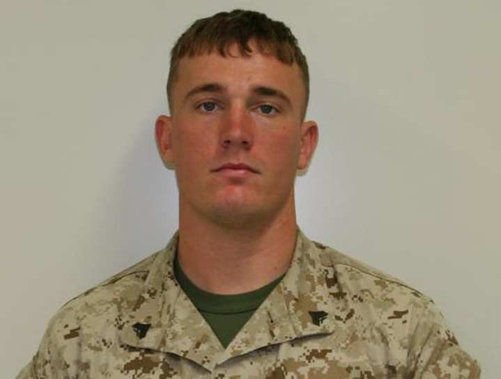 Cpl. Dakota Meyer, USMC Medal of Honor