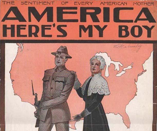 Gen. George C. Marshall vs. American Mothers