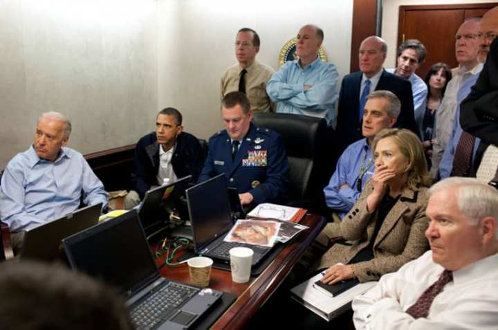 Obama gets bin Laden
