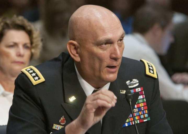 Gen. Raymond T. Odierno