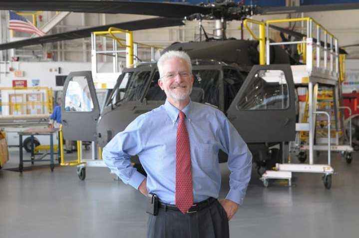 Mark Miller, VP of research and engineering Sikorsky