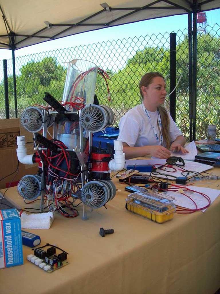 Mesa College RoboSub