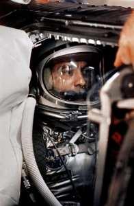 Astronaut Alan Shepard Mercury-Redstone 3