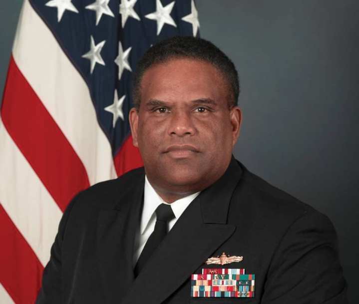 Rear Adm. Victor G. Guillory