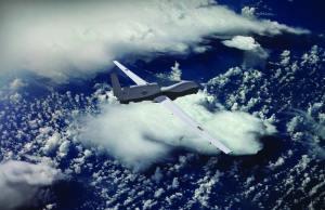 MQ-4C BAMS UAS. Northrop Grumman