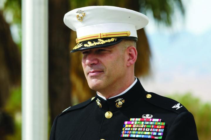 Col. Bill Mullen
