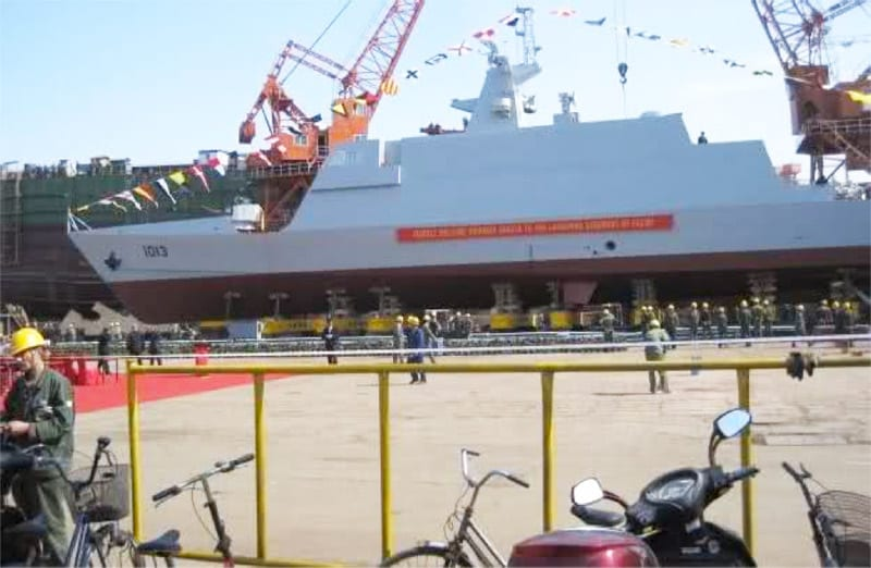 Pakistani Navy's New Fast Attack Craft to be Built in China