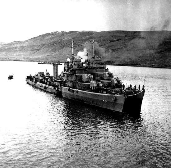 USS Kearny (DD 432)