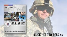 U.S. Army Materiel Command: 2011 Edition