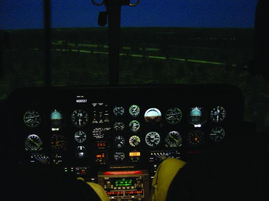 Flight simulators at Warrior Hall