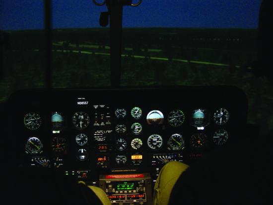 Flight simulators at Warrior Hall