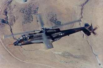 AH-56 Cheyenne Flight Testing