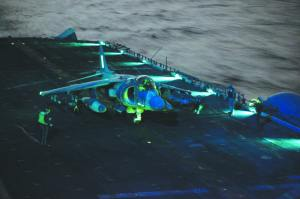 AV-8B Harrier Operation Odyssey Dawn