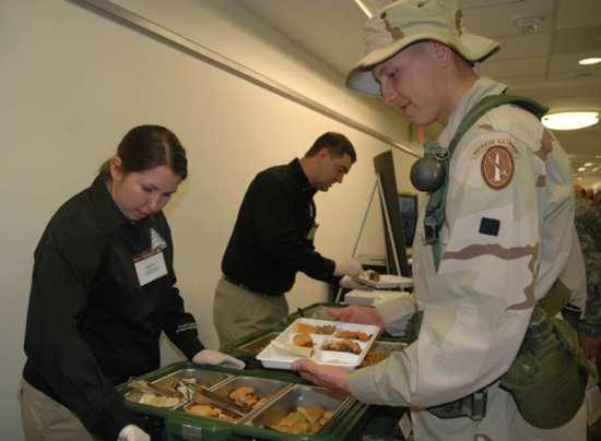 Combat Feeding Directorate MRE Taste Test