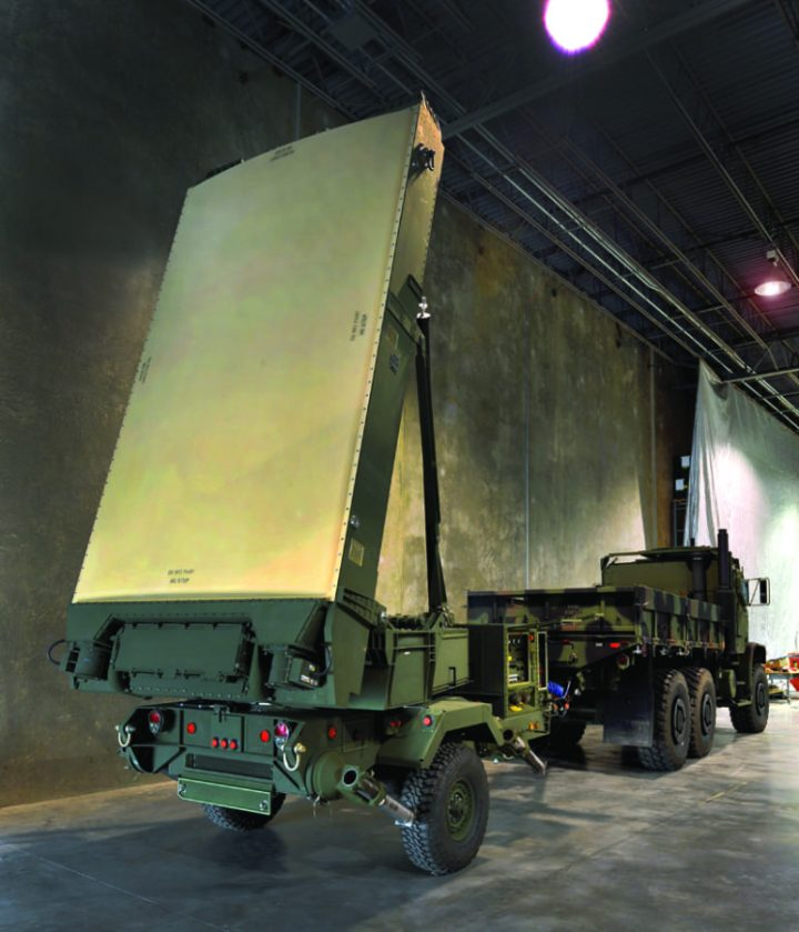 Ground Air Task Orientated Radar G/ATOR
