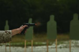 M-45 Close Quarters Combat Pistol