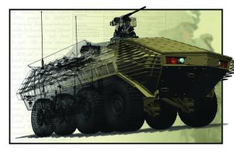 Marine Personnel Carrier Concept