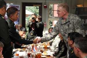 Royal Thai Army Medical Partnership