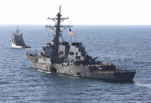 USS Cole terrorist attack port of Aden