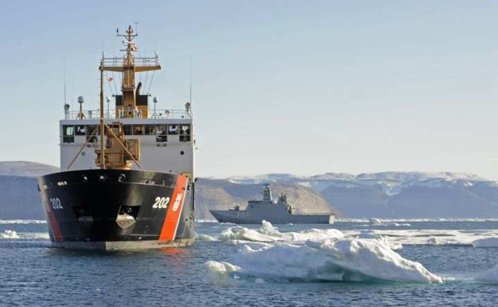 CGC Willow in Operation Nanook