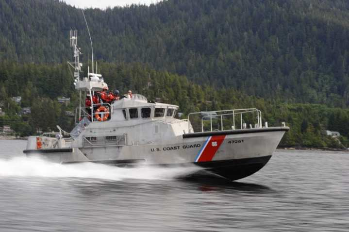 motor lifeboat patrols Ketchikan
